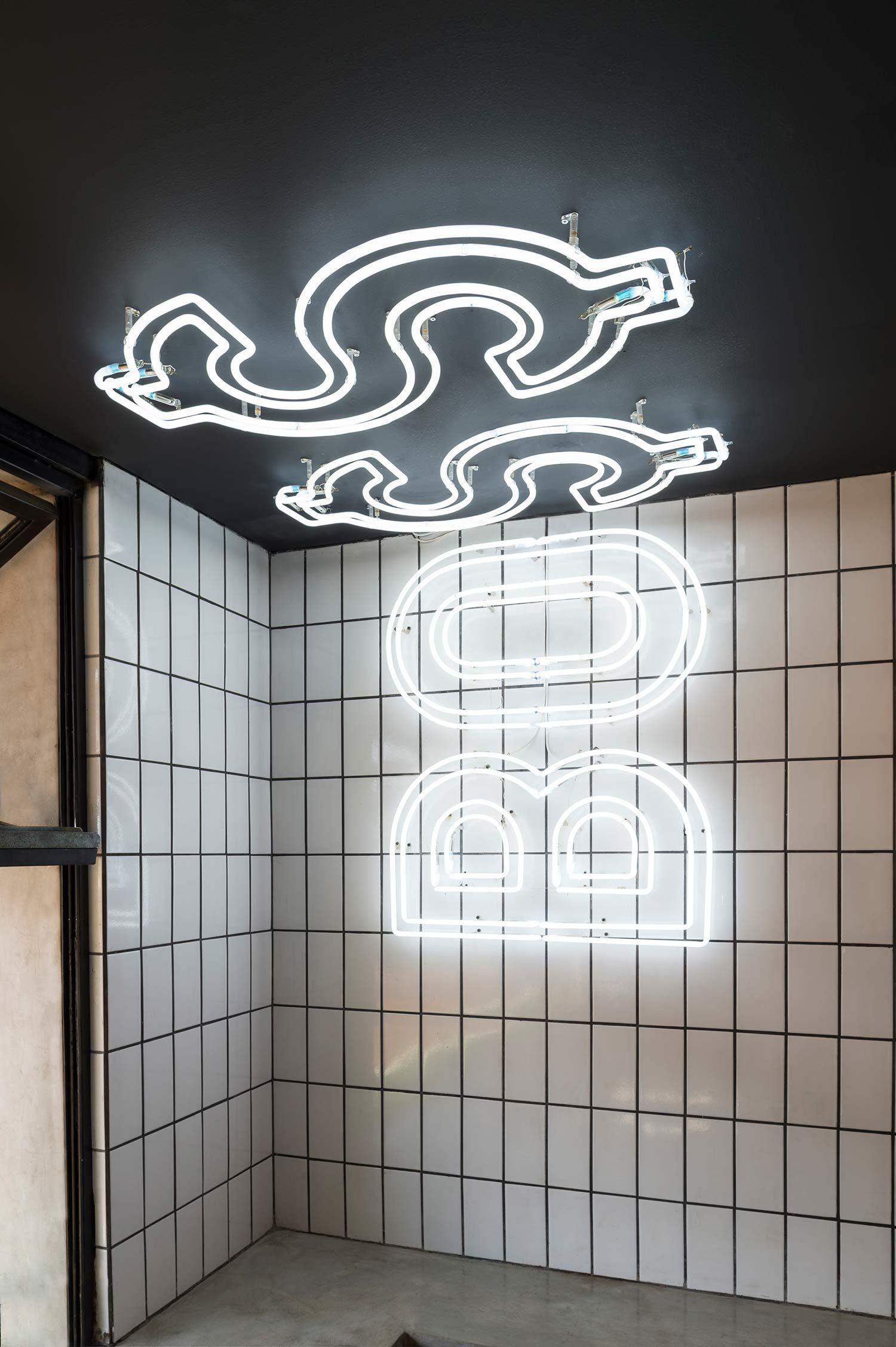 BO$$ Man Bali: Gourmet with Attitude | Neon Signs | Neon