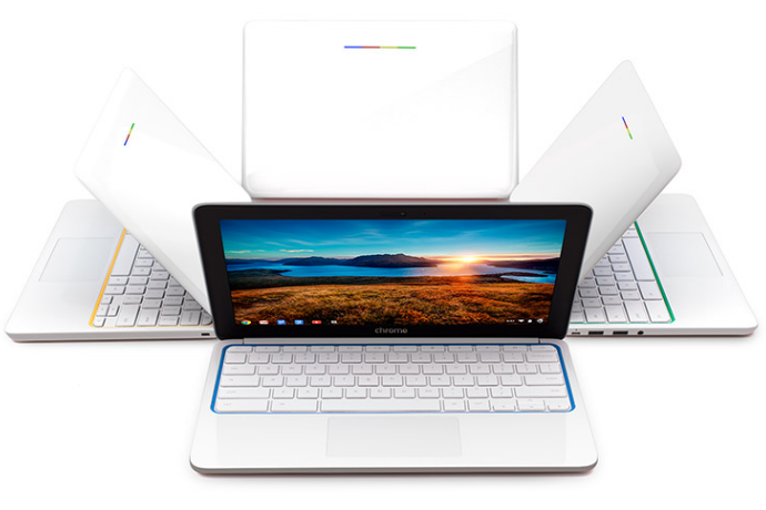 Google Chromebook 11 Man of Many Hp chromebook