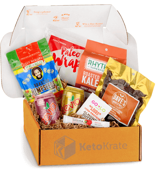 Keto Friendly Snacks to Your Door Every Month Keto gift
