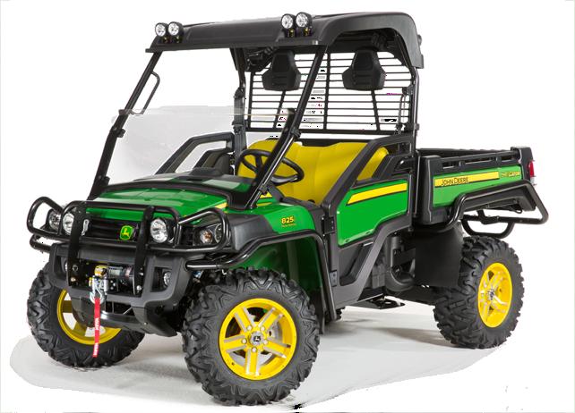 John Deere 825i Crossover Utility Vehicle Gator Utility