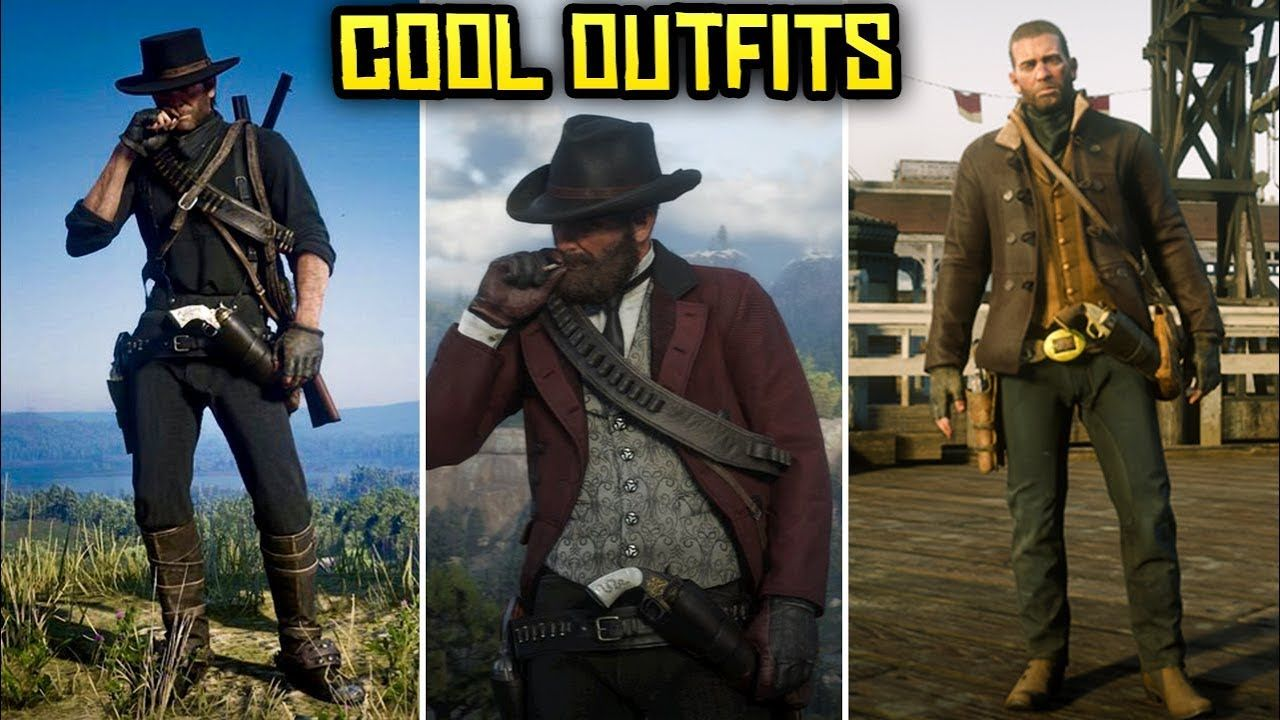 Image result for best rdr22 outfits  Cool outfits, Outfits, Red