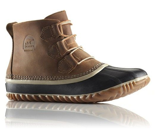 Women s Out N About™ Leather Boot  excellent for dog-walking in inclement  weather fca7f2cfa