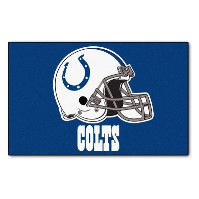 e79808c8 Fanmats NFL 60 x 96 in. Utility Mat - 5752 | Products | Indianapolis ...