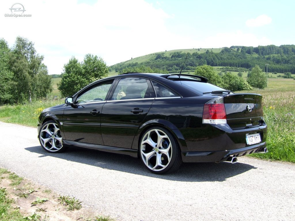 Opel Vectra C Gts Tunning Cele Mai Deosebite Uri Cars Vauxhall