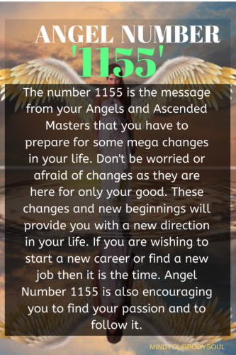 Angel Number 1155 Meaning What Does It Mean To Your Love Life Number Meanings Angel Number Meanings Numerology Life Path