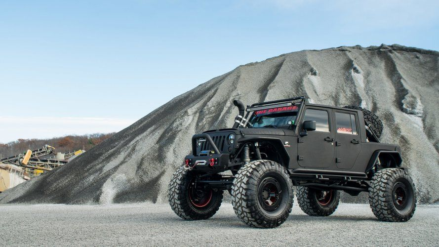 This Custom Jeep Build Is Ridiculous Jeep Suv Custom Jeep Jeep Jk