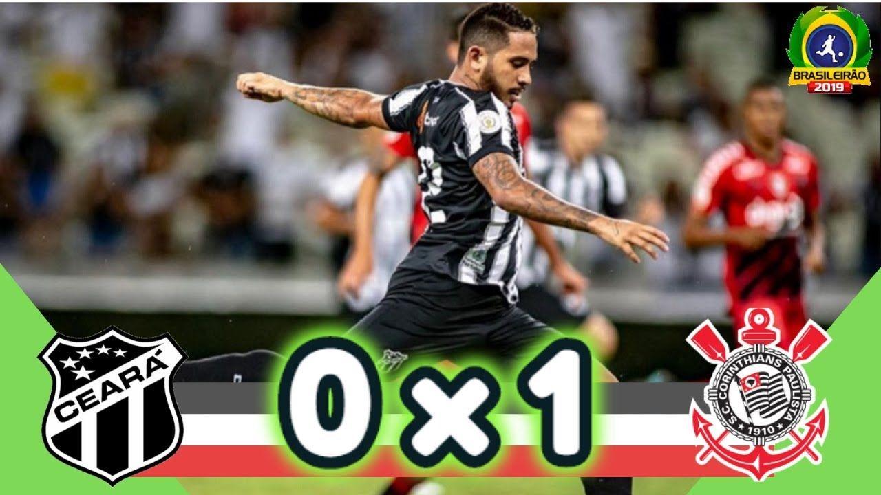 Ceara 0 X 1 Corinthians 37ª Rodada Melhores Momentos Brasileirao 2019 Brasileirao Futebol Brasil Socc Brasileirao Esporte Interativo Campeonato Brasileiro