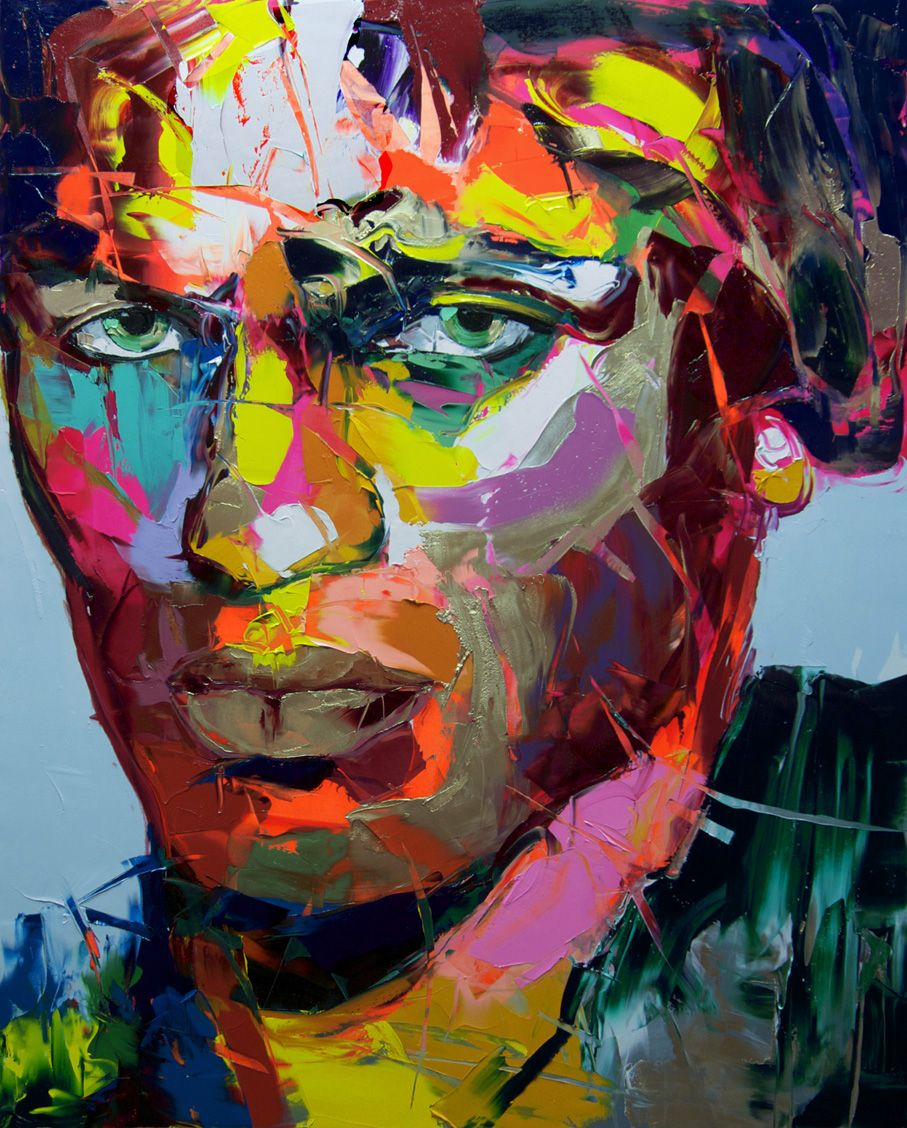 Color art digital - Art By Francoise Nielly