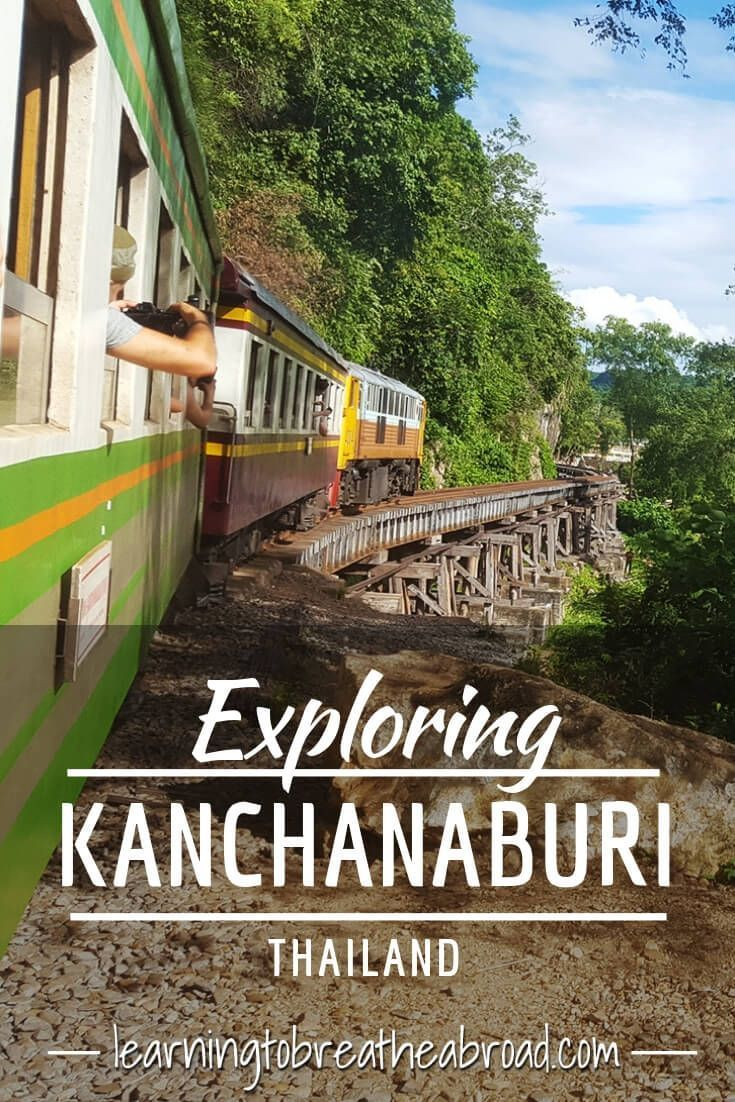 Exploring the Death Railway in Kanchanaburi Thailand including Hell Fire Pass the Bridge over the River Kwai and Sai Yok Waterfall. A comprehensive list of things to do in Kanchanaburi related to the Death Railway. Kanchanaburi Travel | Thailand Travel | Things to do in Kanchanaburi | #kanchanaburi #deathrailway #style #shopping #styles #outfit #pretty #girl #girls #beauty #beautiful #me #cute #stylish #photooftheday #swag #dress #shoes #diy #design #fashion #Travel