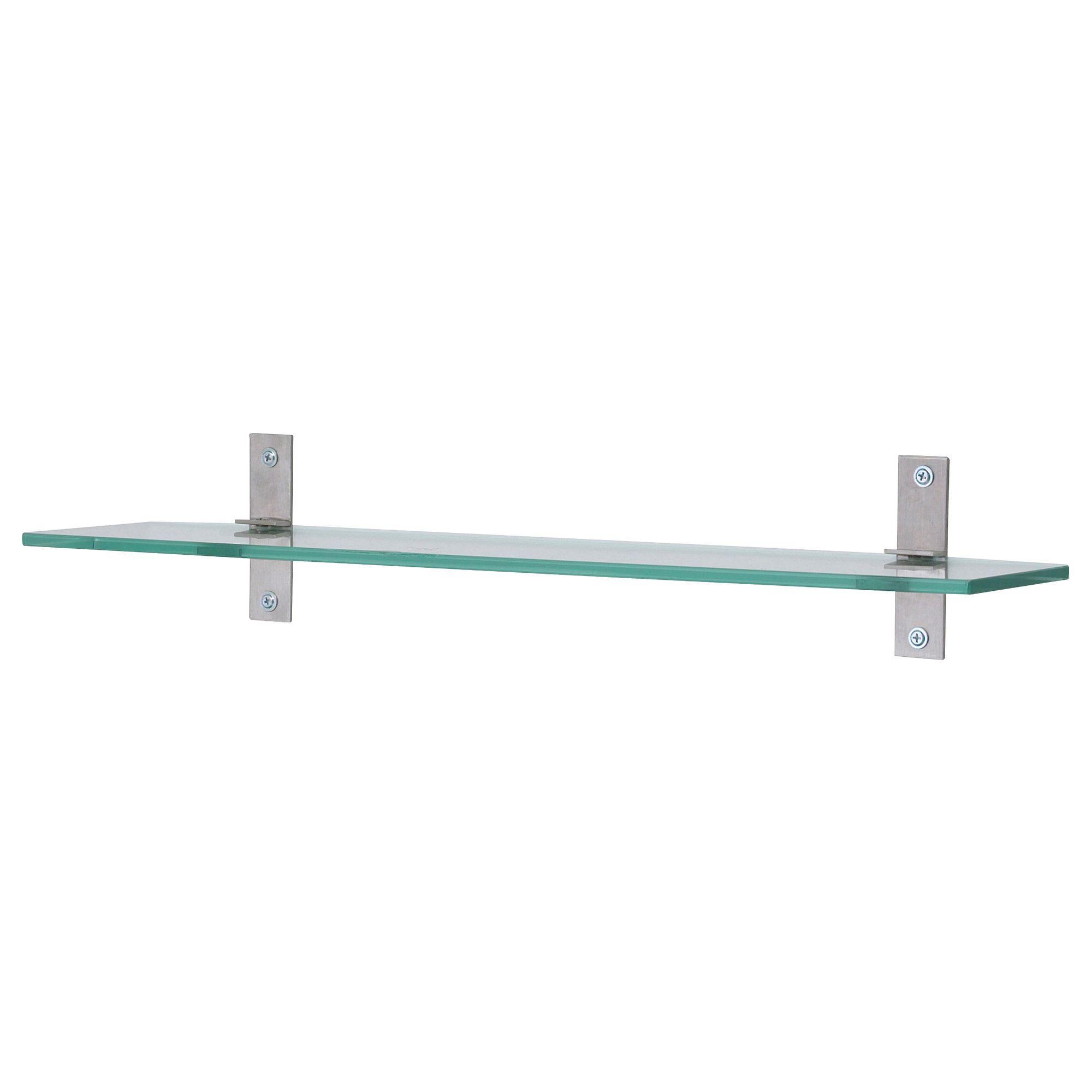 grundtal Étagère en verre - 60 cm - ikea | 1200 | pinterest