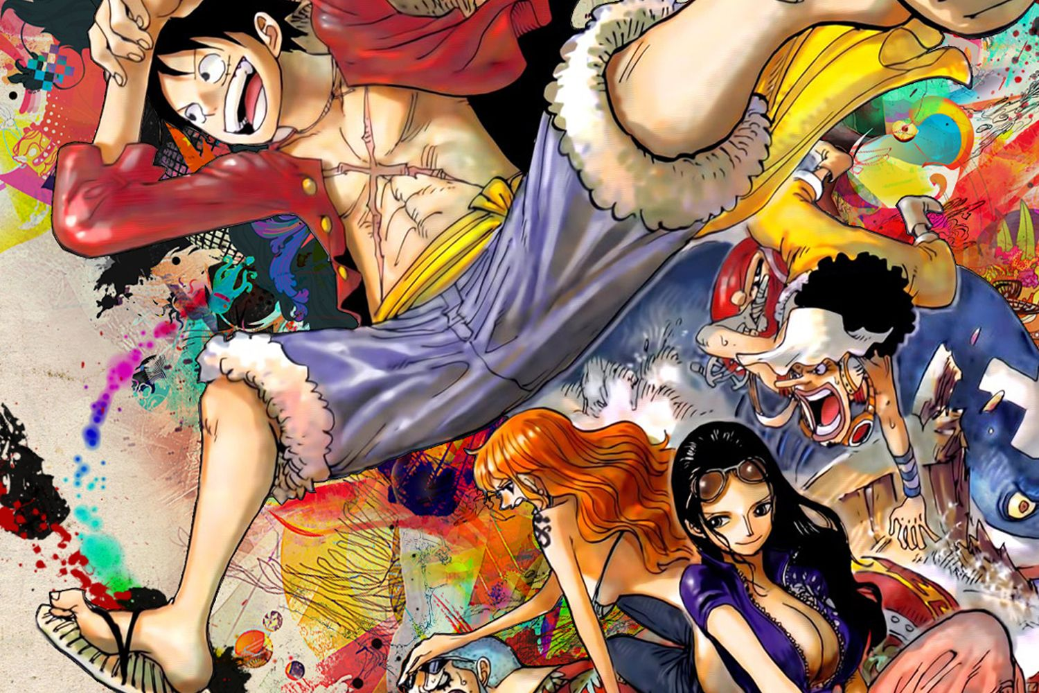 Top 10 Best One Piece New World Wallpapers Hd One Piece