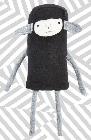 Finkelstein's Center Handmade Soft Stuffed Sheep Toy