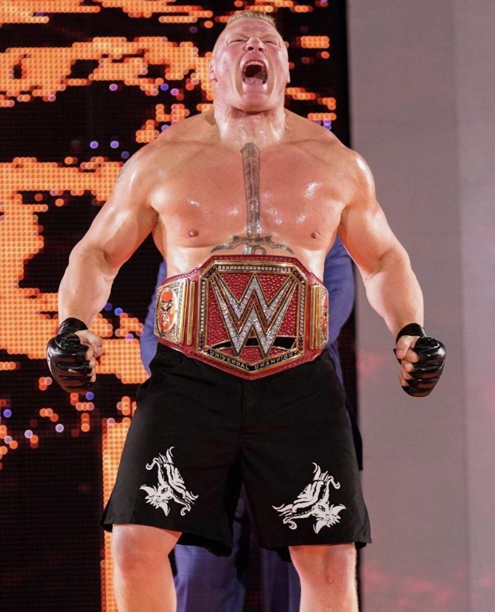 Brock Lesnar Confirmed For Another Wwe Raw Brock Lesnar Wwe Talking Stick Resort Arena
