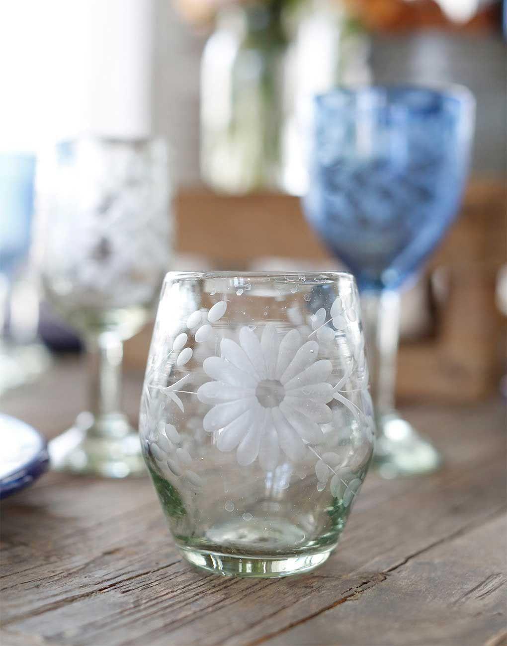 TheLittleMarket_Stemless Wine Glasses