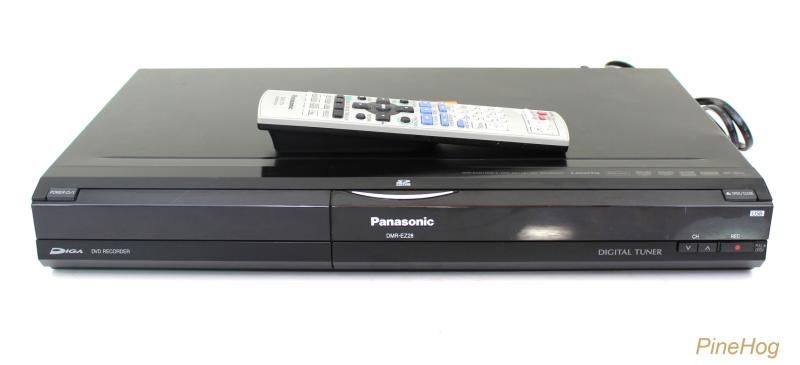 panasonic dvd recorder dmr ez28 with digital tuner and tech toys rh pinterest com Panasonic DVD Recorder DMR E65 Panasonic DVD VHS Recorder Manual