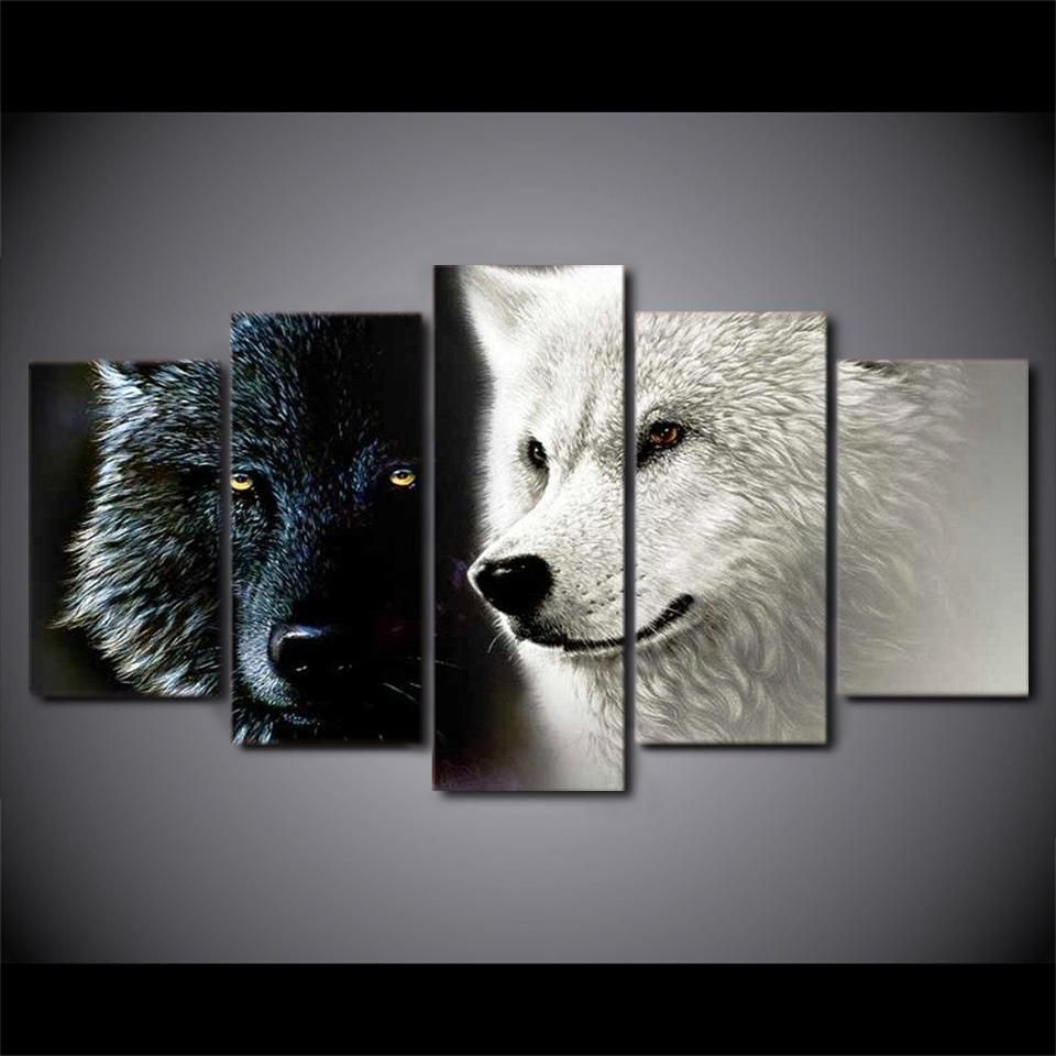 Pin On Animal Wall Canvas
