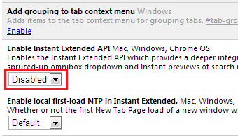 How To Switch Back to Old New Tab Page on Chrome | CryptLife