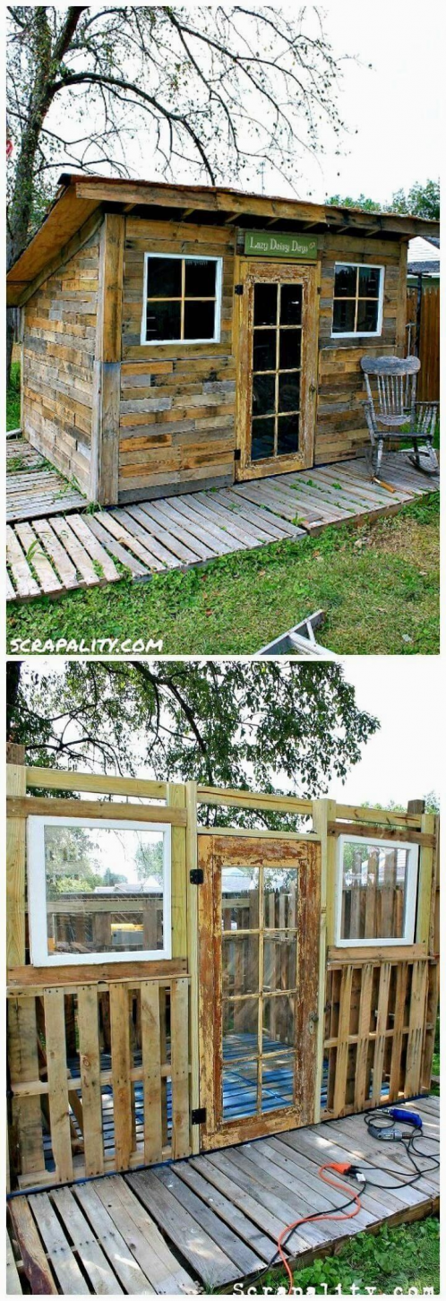Making Your Own Pole Shed From Blueprints - Check Out THE ...