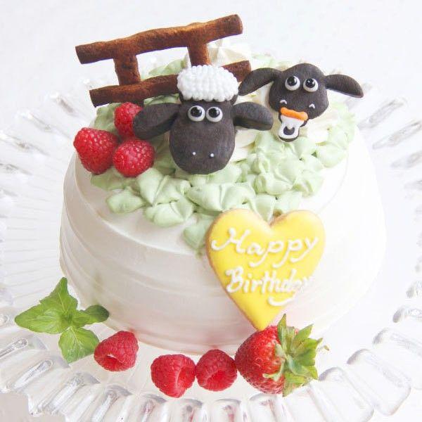 ショーンファームのフルーツショートケーキ