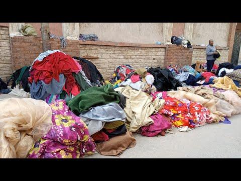 50 قماش الجينز والميلتون والعبك والبفته بالكيلو بسعر الجمله Youtube In 2020 Lazy Girl Laundry Clothes