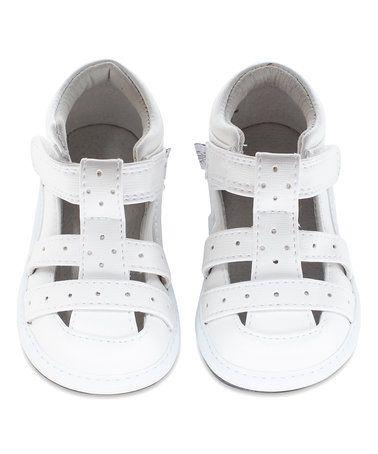 Loving this White Cori Booties on #zulily! #zulilyfinds
