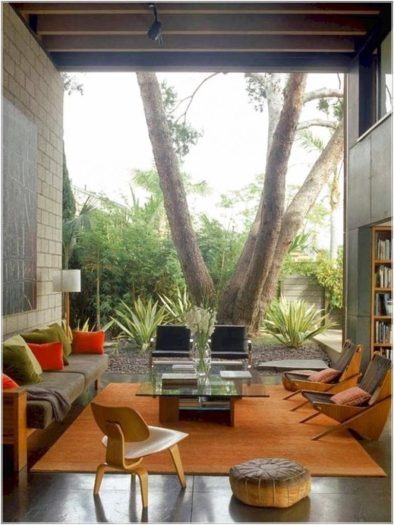 Modern Midcentury Living Room Ideas LIVING ROOMS ALL IDEAS