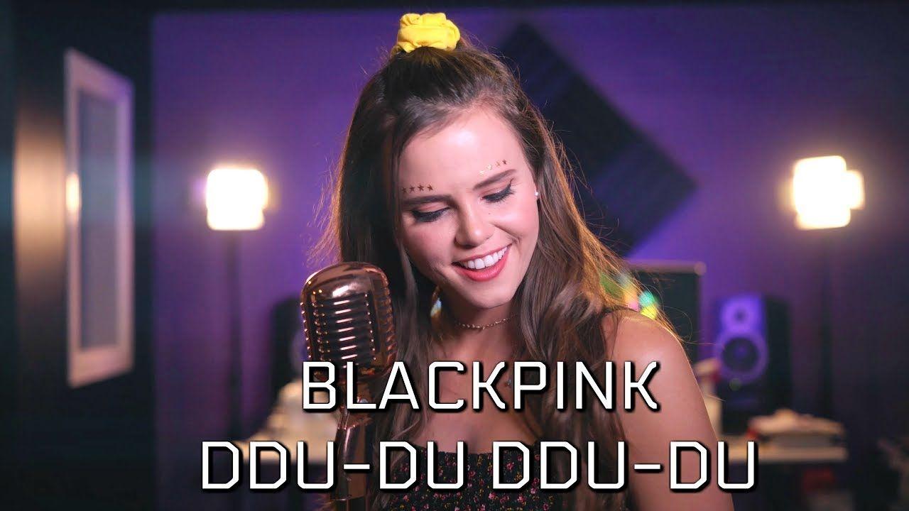 Blackpink Ddu Du Ddu Du English Korean Tiffany Alvord X