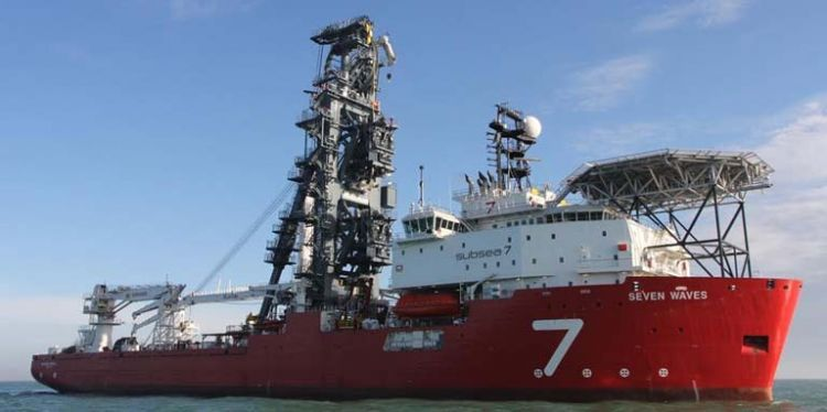 Seven Waves Handed over to Subsea 7