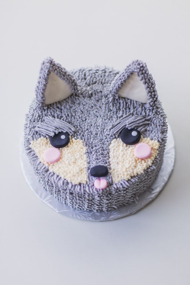 A Wolf Cake For Wolfgang Coco Cake Land Cakes Vancouver