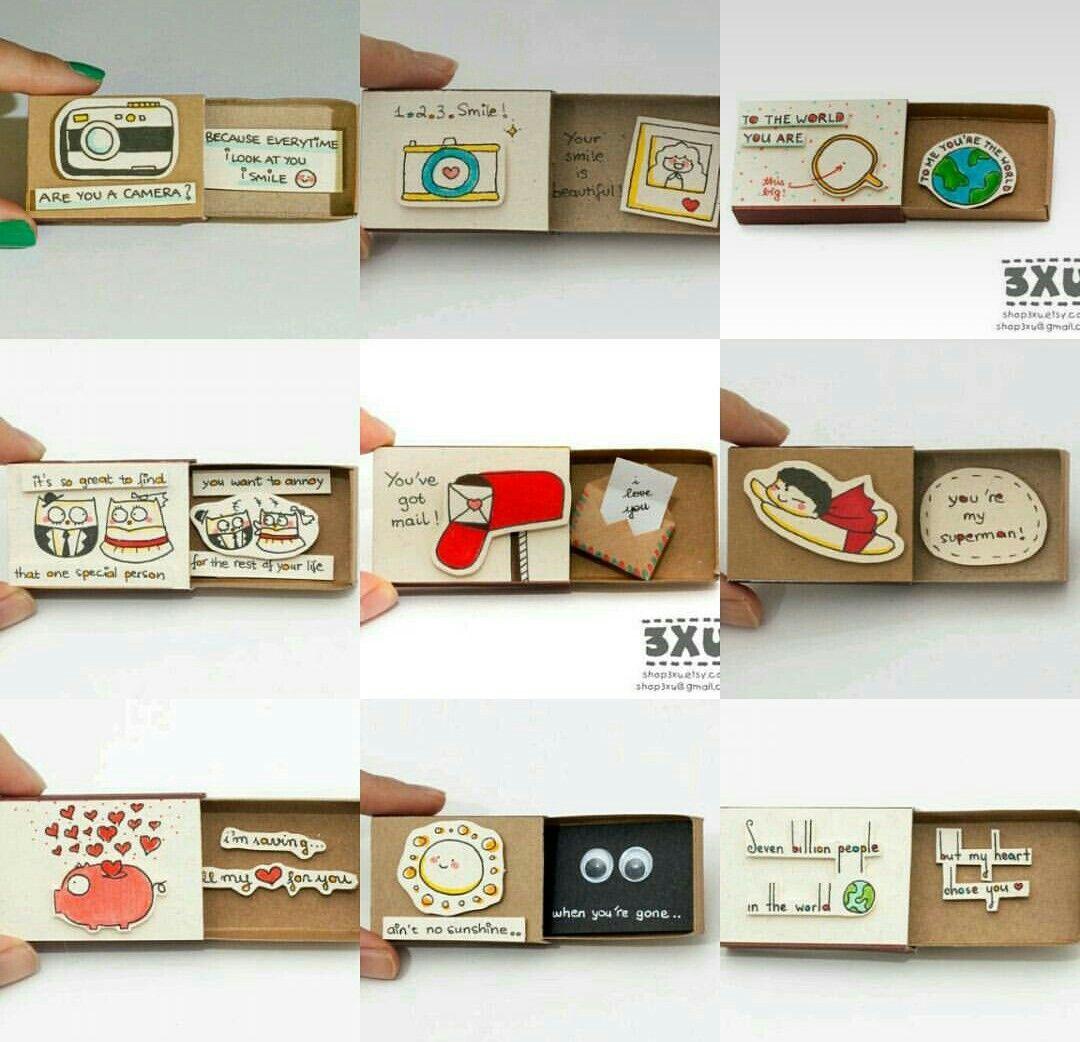 pin by richa songar on craft box diy geschenke geschenke diy geschenke freund. Black Bedroom Furniture Sets. Home Design Ideas