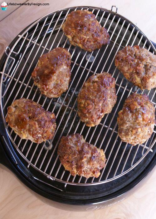 Mini Meatloaf Halogen Oven Recipes Nuwave Oven Recipes Nuwave Oven Meatloaf Recipe