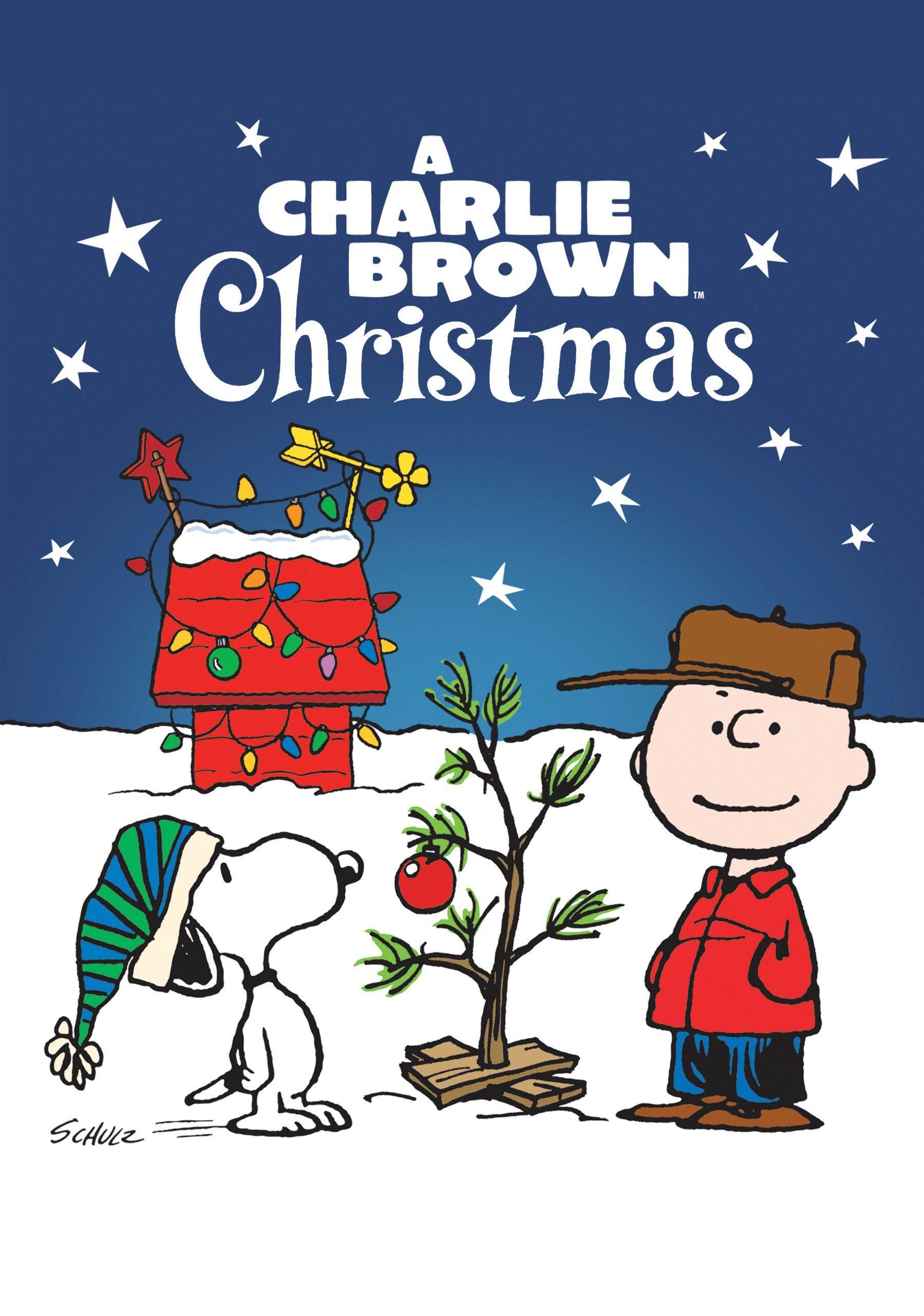 A Charlie Brown Christmas Charlie brown