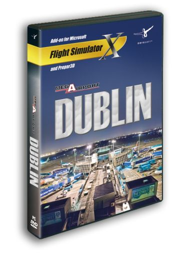 Download Free Mega Airport Dublin for FSX P3D | Add-ons FSX For Free