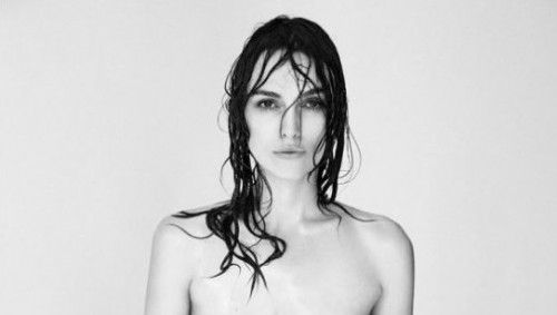 Pic of the Day: Keira Knightley zonder Photoshop