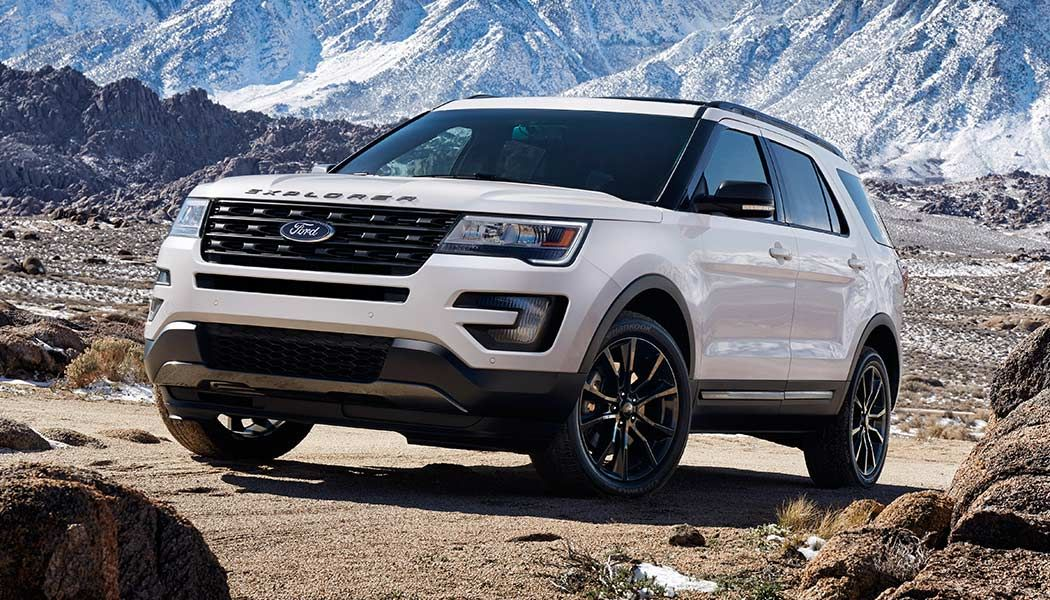 Ford Explorer This Iconic SUV Is Pretty Good at