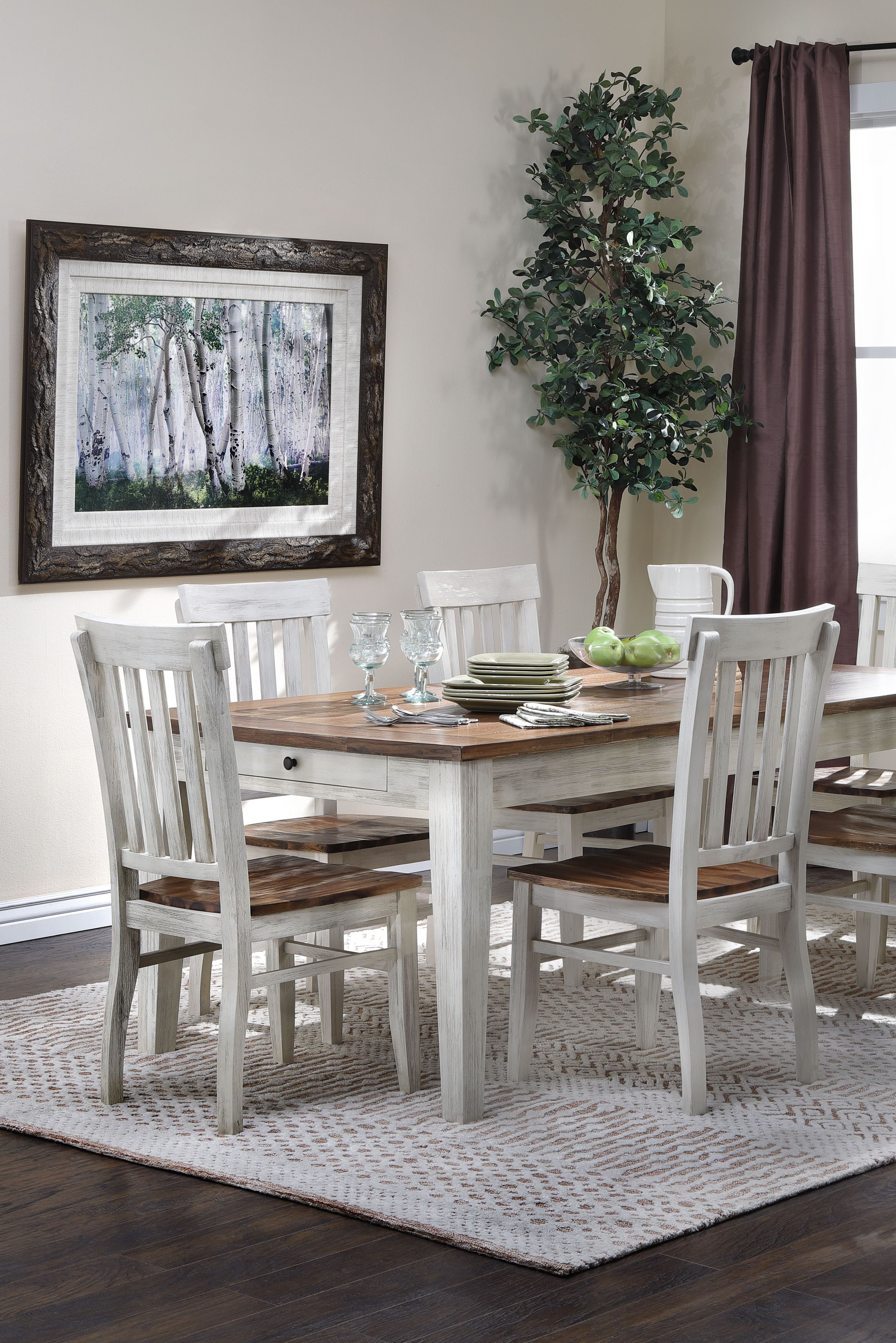 Sullivan 5 Pc Rectangle Dining Room Set Rectangle Dining Room