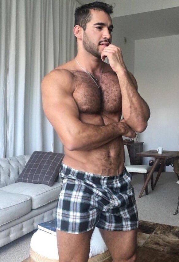 Sexy guys in boxers