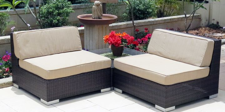 The Manhattan Patio Sets