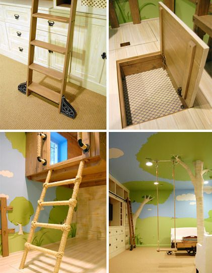 dream playroom, clubhouse