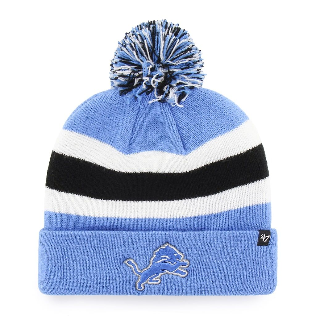 7a5dd32f Adult '47 Brand Detroit Lions Breakaway Beanie in 2019 | Products ...