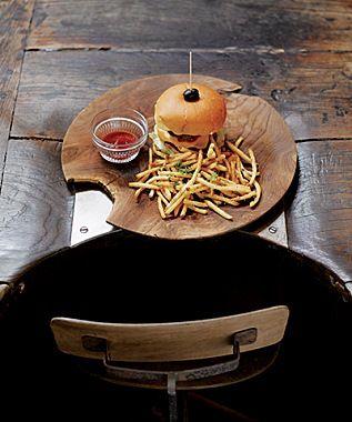 마법의 그릴에 고기 굽는 셰프 : 네이버 매거진캐스트