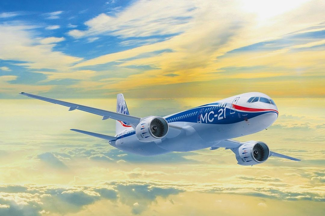 МС-21 — семейство самолётов нового поколения | Авиация ...