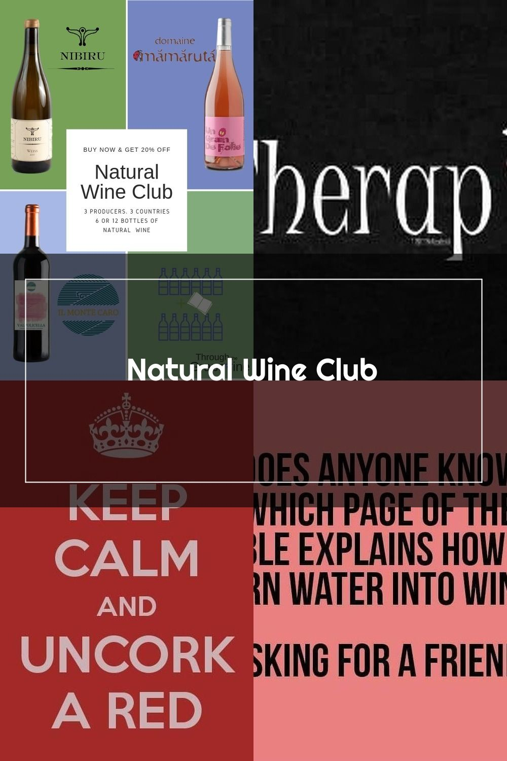 Get 6 Or 12 Bottles Of Natural Wine From Small Producers In Italy France Austria And More For Less Than Retail Prices Fre In 2020 Natural Wine Wine Clubs Wine Time