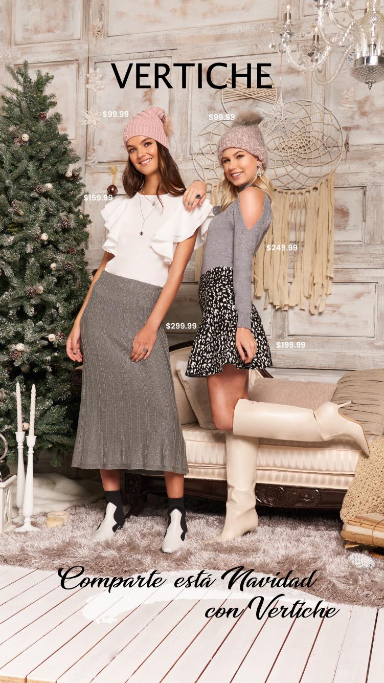 Descubre En Vertiche La Magia De La Navidad Ropa De Mujer Moda Estilo Ropa