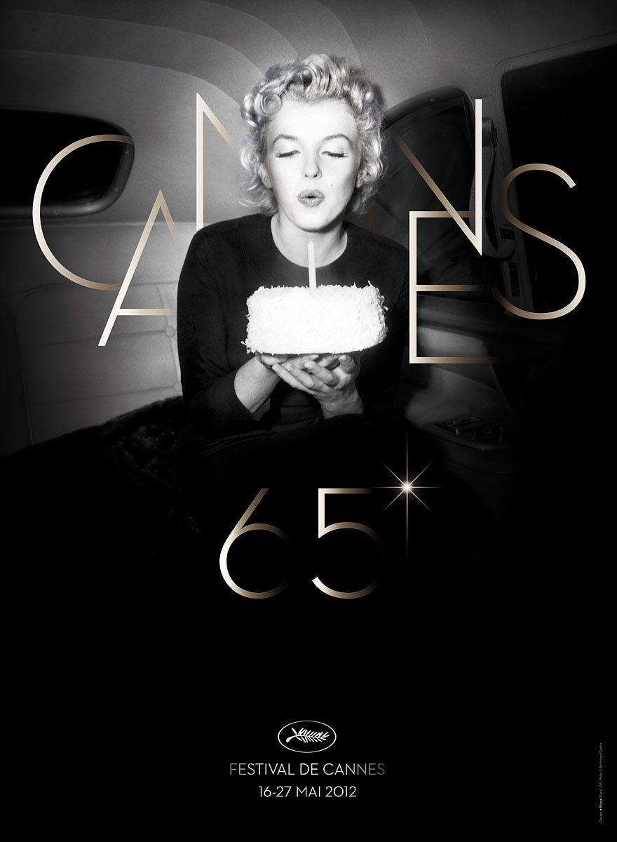 Cartel oficial del Festival de Cine Internacional de Cannes 65° edición