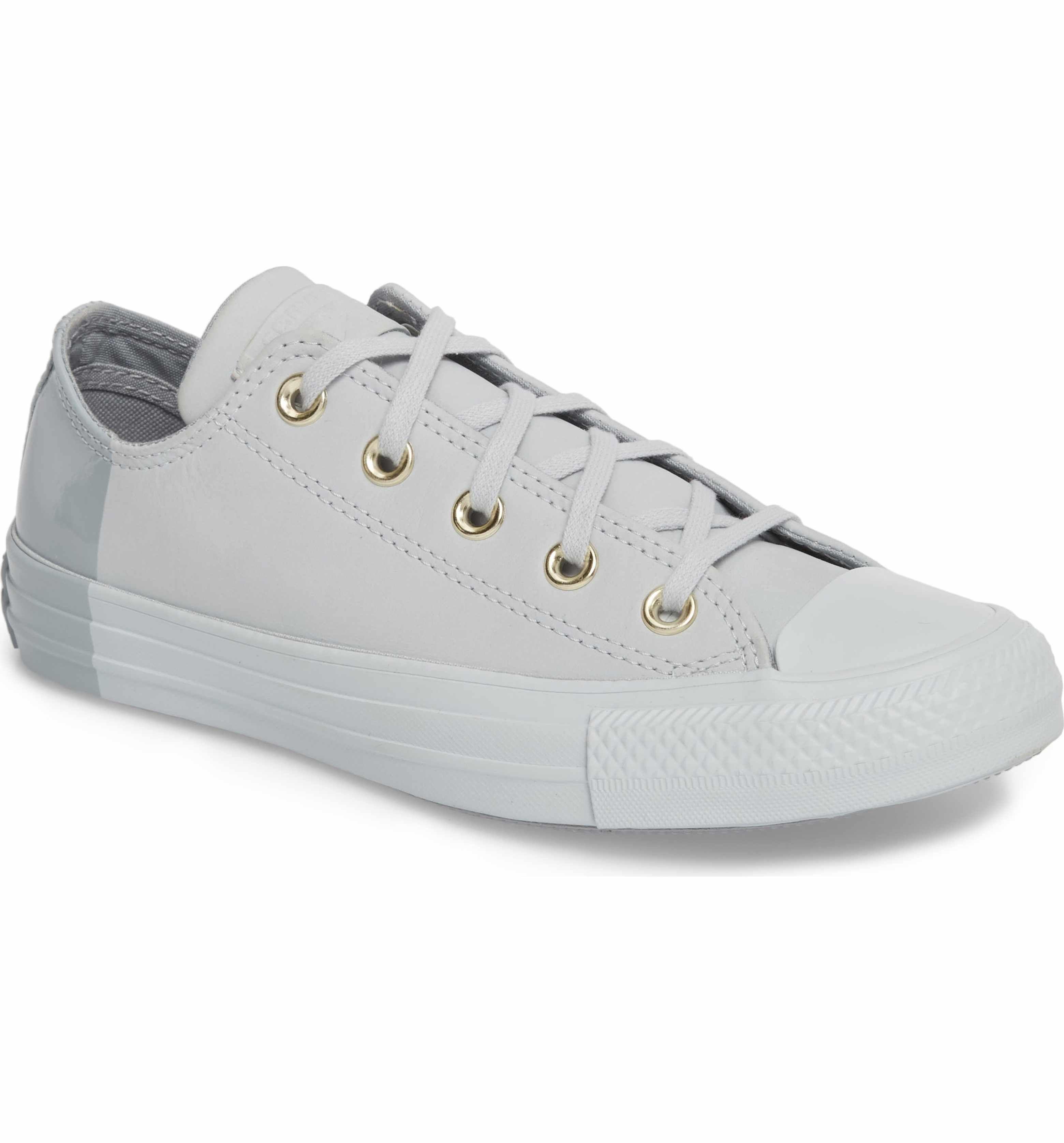 Converse Chuck Taylor® All Star® Colorblock Ox Sneaker (Women) | Nordstrom