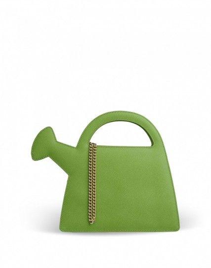 Borsa a forma di innaffiatoio Moschino Cheap and Chic Unique Handbags 70a37f1c9de