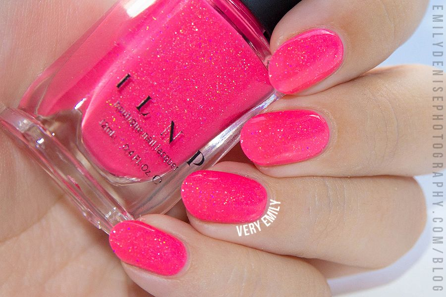 Very Emily » I Love Nail Polish Summer 2015 Collection