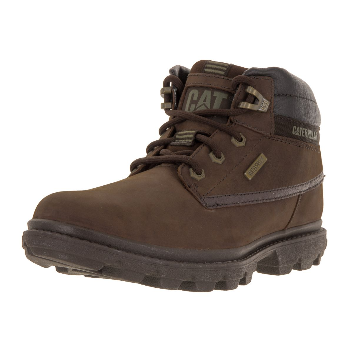 Caterpillar Men's Grady WP Rope/ Boot