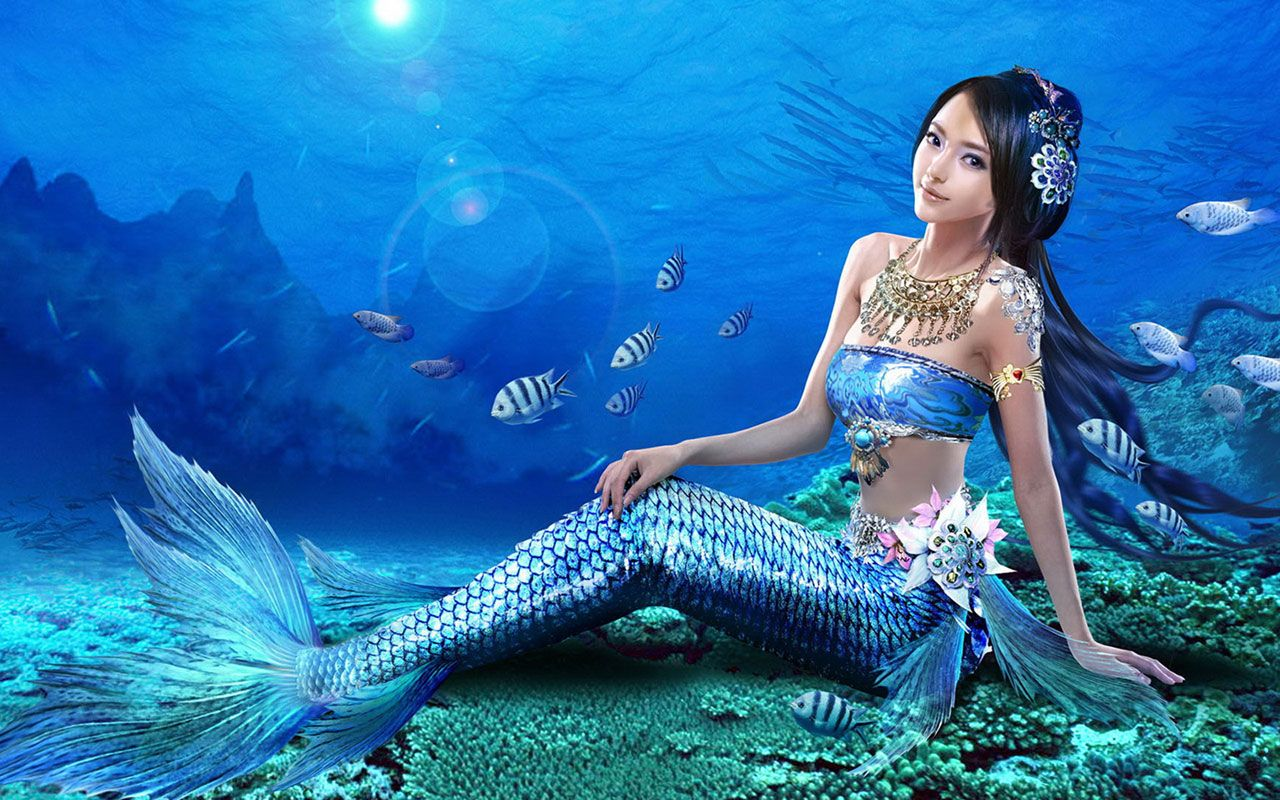 Image result for beautiful mermaid